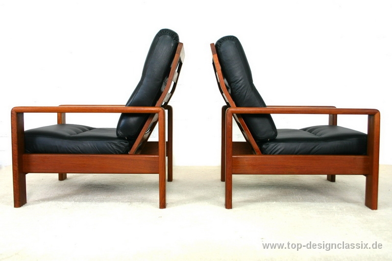 1a repainted bramin denmark easy chair armchair danish mid. Black Bedroom Furniture Sets. Home Design Ideas