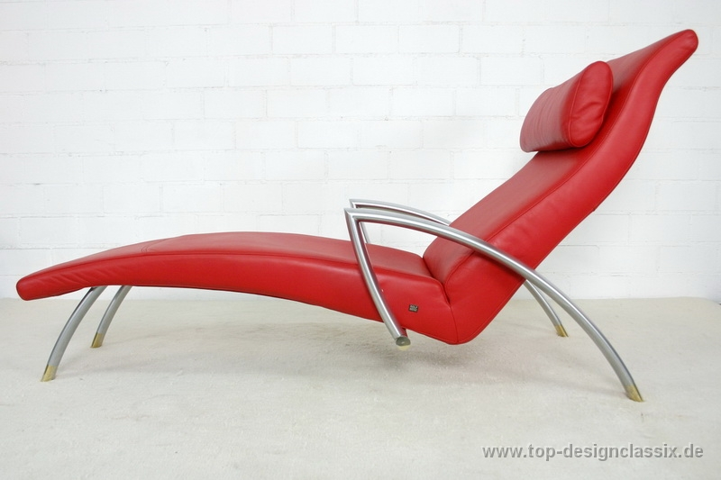 top rolf benz designer relax liege lounger chaiselongue. Black Bedroom Furniture Sets. Home Design Ideas