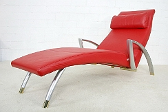 Rolf benz lounger relaxliege chaiselongue top designclassix for Rolf benz liege