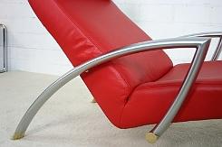 rolf benz lounger relaxliege chaiselongue top designclassix. Black Bedroom Furniture Sets. Home Design Ideas