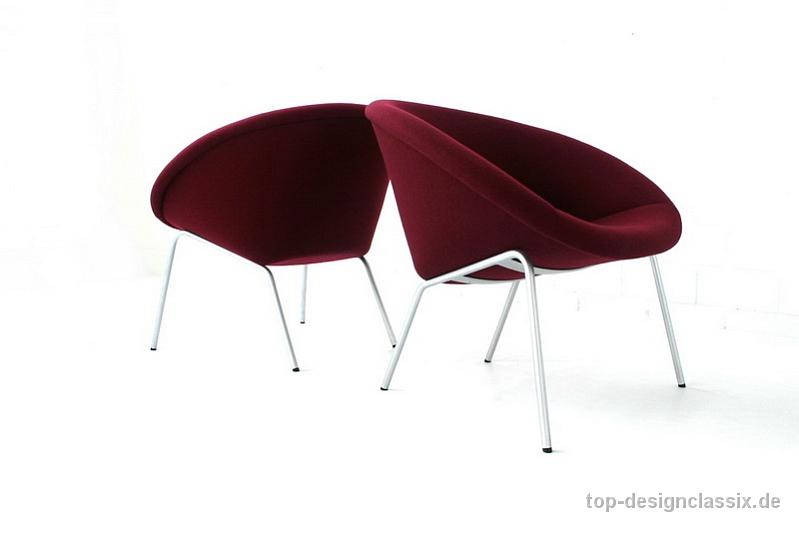 Walter Knoll 369 Kvadrat Lounge Chair Sessel Mid Century Top