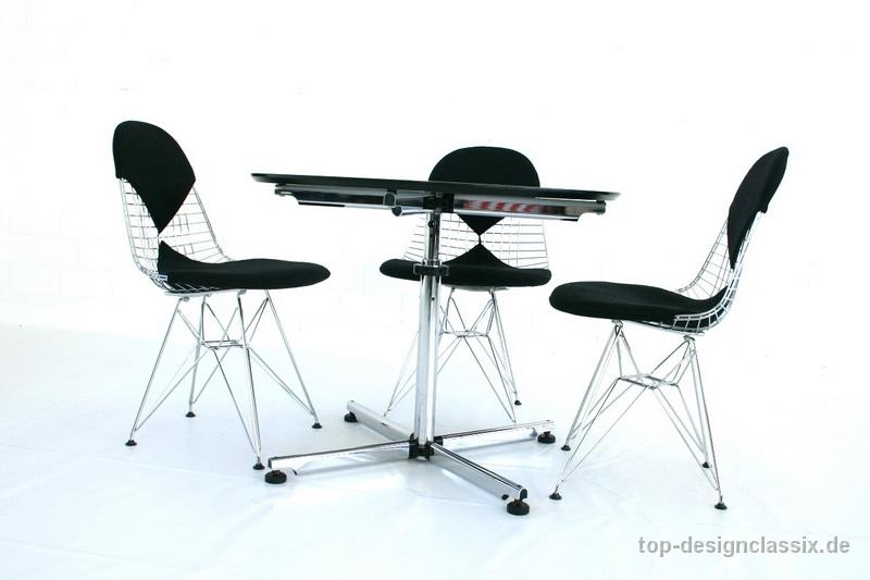 Vitra Chalres Eames : Af vitra charles eames dkr eifel wire bikini chair