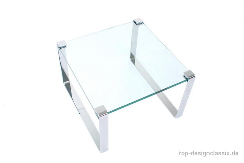 Draenert Klassik 1022 Coffee Table 60x60 Sofatisch