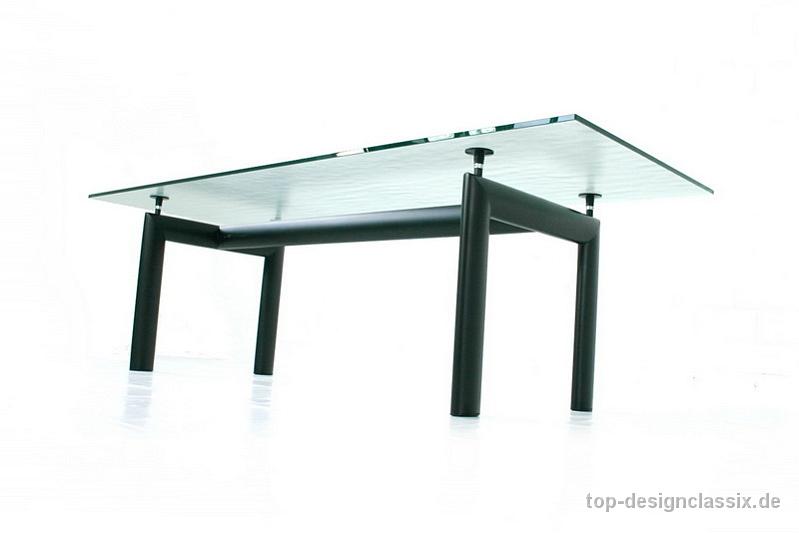 Le Corbusier LC6 Table / Tisch by Cassina - TOP-DESIGNCLASSIX
