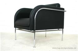 Friis-&-Moltke-for-Randers-Denmark-Bauhaus-Style-Lounge-Chair