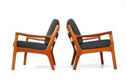 Ole Wanscher Senator Lounge Chair for Cado